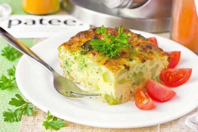 Рецепты брокколи в пароварке