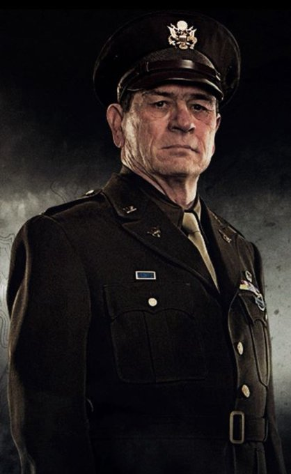 Let\s wish a very happy birthday to Tommy Lee Jones who played on