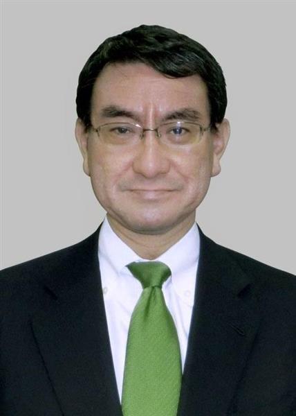 河野太郎外相、東京新聞を痛烈に批判 「核軍縮の政治的利用」「後ろから鉄砲玉」 sankei.com/…