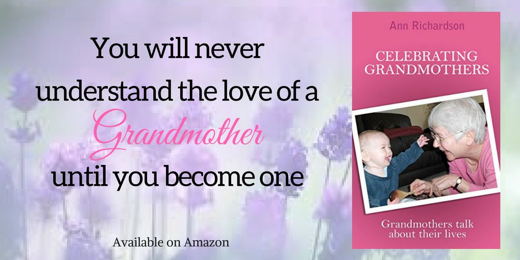 Becoming a #Grandmother is the most exciting moment. Share the utter #joy.  http:// amzn.to/2w3zomj  &nbsp;  <br>http://pic.twitter.com/zKZ48fmnI9