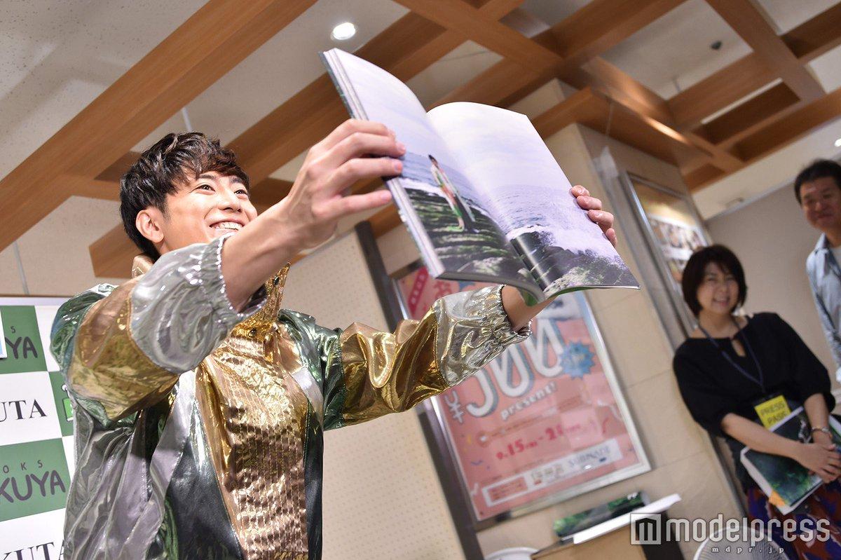 【写真20枚】 #間宮祥太朗 ちょっとアイドルっぽい?衣装でポーズ 写真集 #GREENHORN 発…