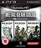 Gear solid hd collection