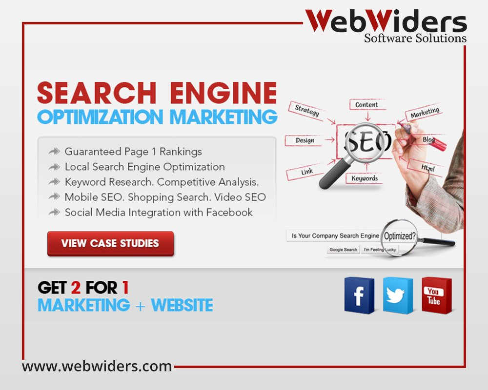 #SEO #SearchEngineOptimization is a effective way of website marketing... #SEOCompany #SEOservices<br>http://pic.twitter.com/8nM1IkcqdT