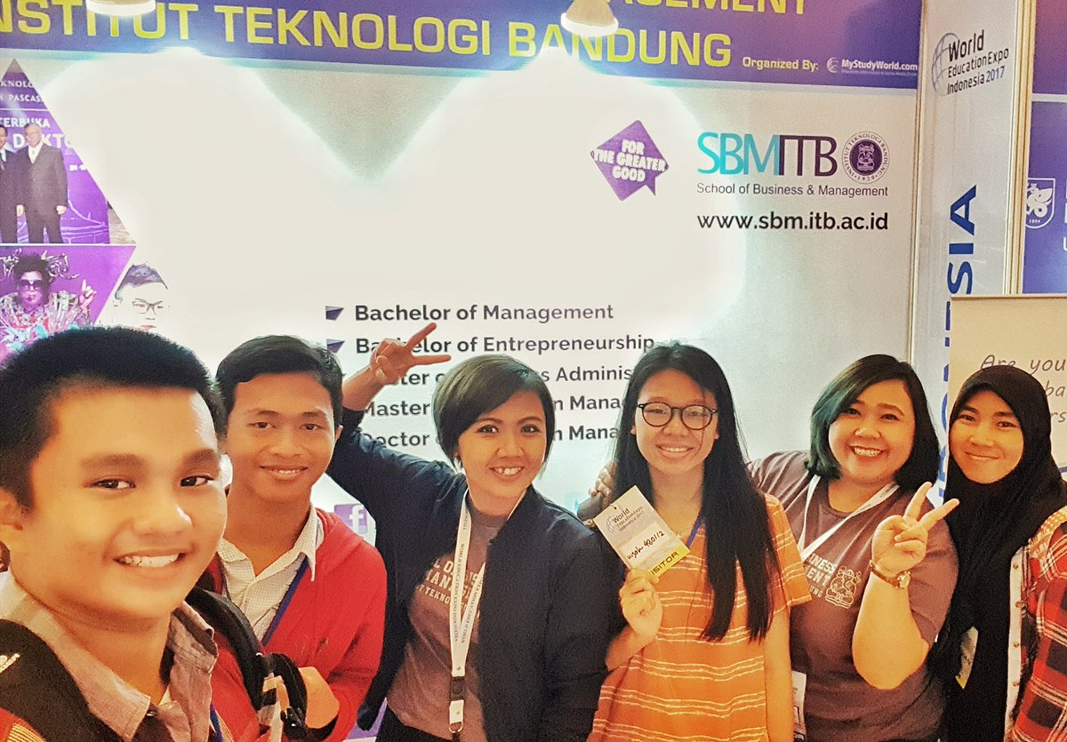 Sbm Itb On Twitter Hello Jakarta S High Schoolers For You Who