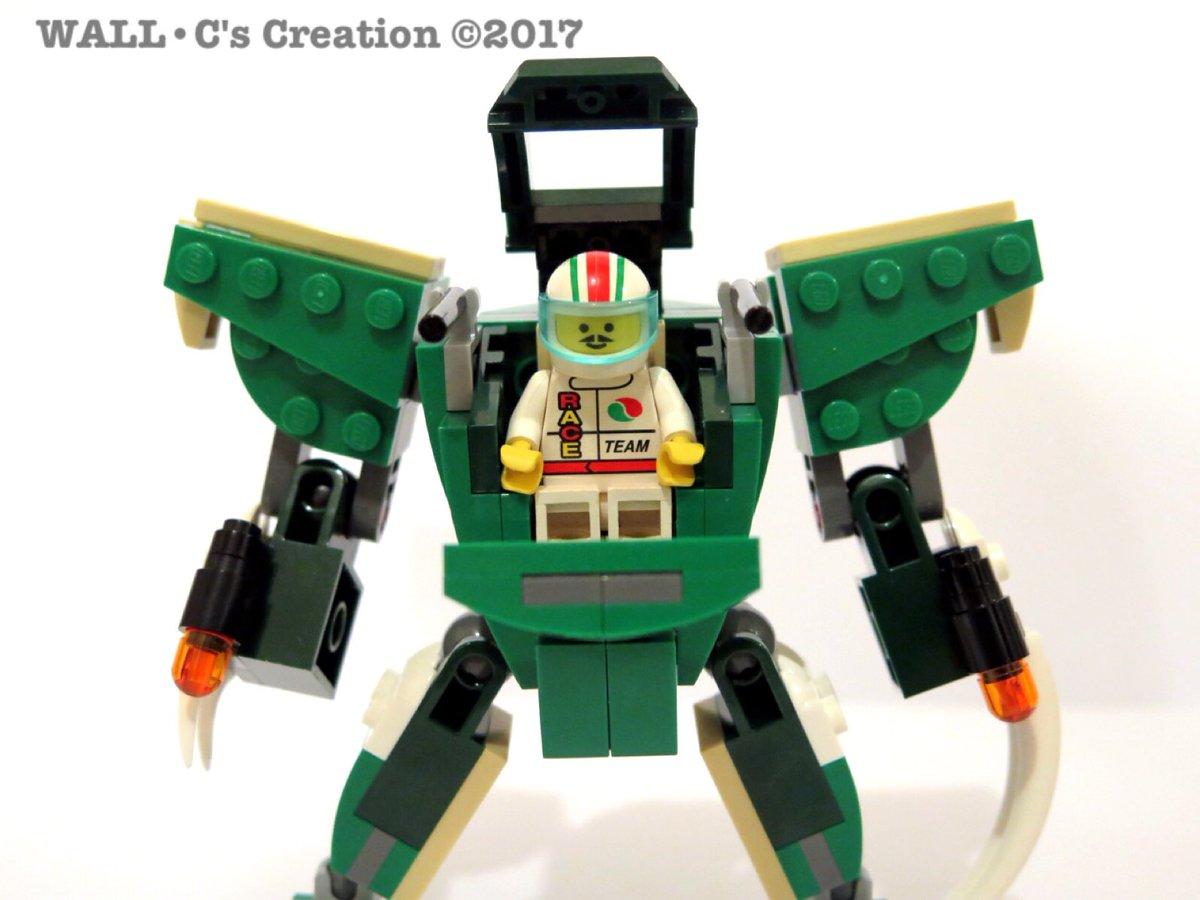 Lego Modular Alternate Builds