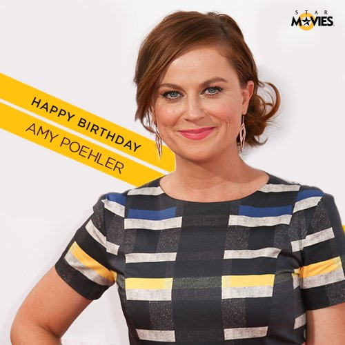 Happy Birthday to the hysterically funny,  Amy Poehler!