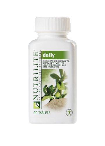Nutrilite daily tablet