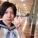 ライブペイントと写真撮影会(?)終わりました🤗これからサイン会だよ✌️ pic.twitter.co…