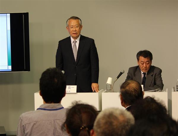 未払い受信料請求訴訟は「脅しや見せしめのようだ」 NHK上田会長が説明に追われる sankei.co…