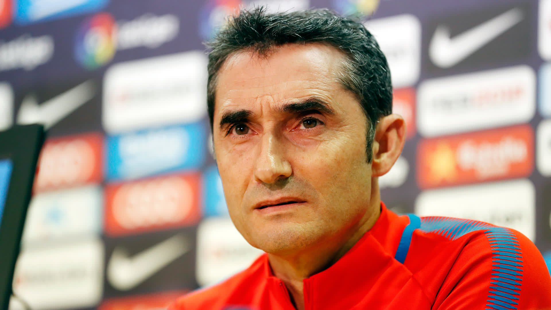 #GetafeBarça Relive Valverde's pre-#GetafeBarça press conference https://t.co/8AUe3gase5