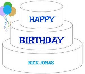 happy 25  birthday Nick Jonas