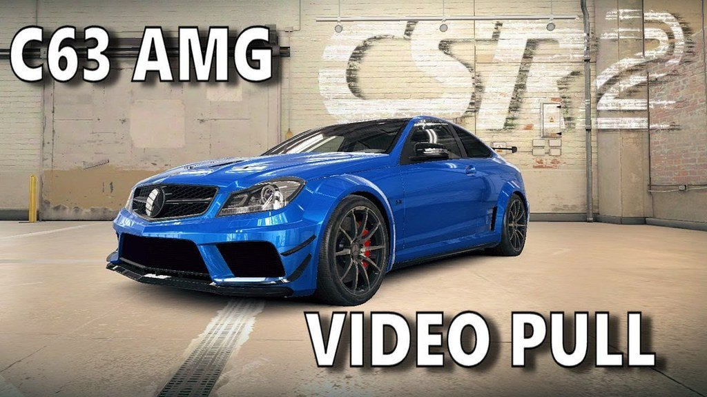 Benz c63 amg coupe