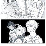 賢王がブライドになる漫画なので注意 pic.twitter.com/YP617vtQHk
