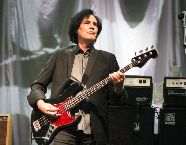 Happy Birthday to Ron Blair, bassist for born Sep 16th 1948