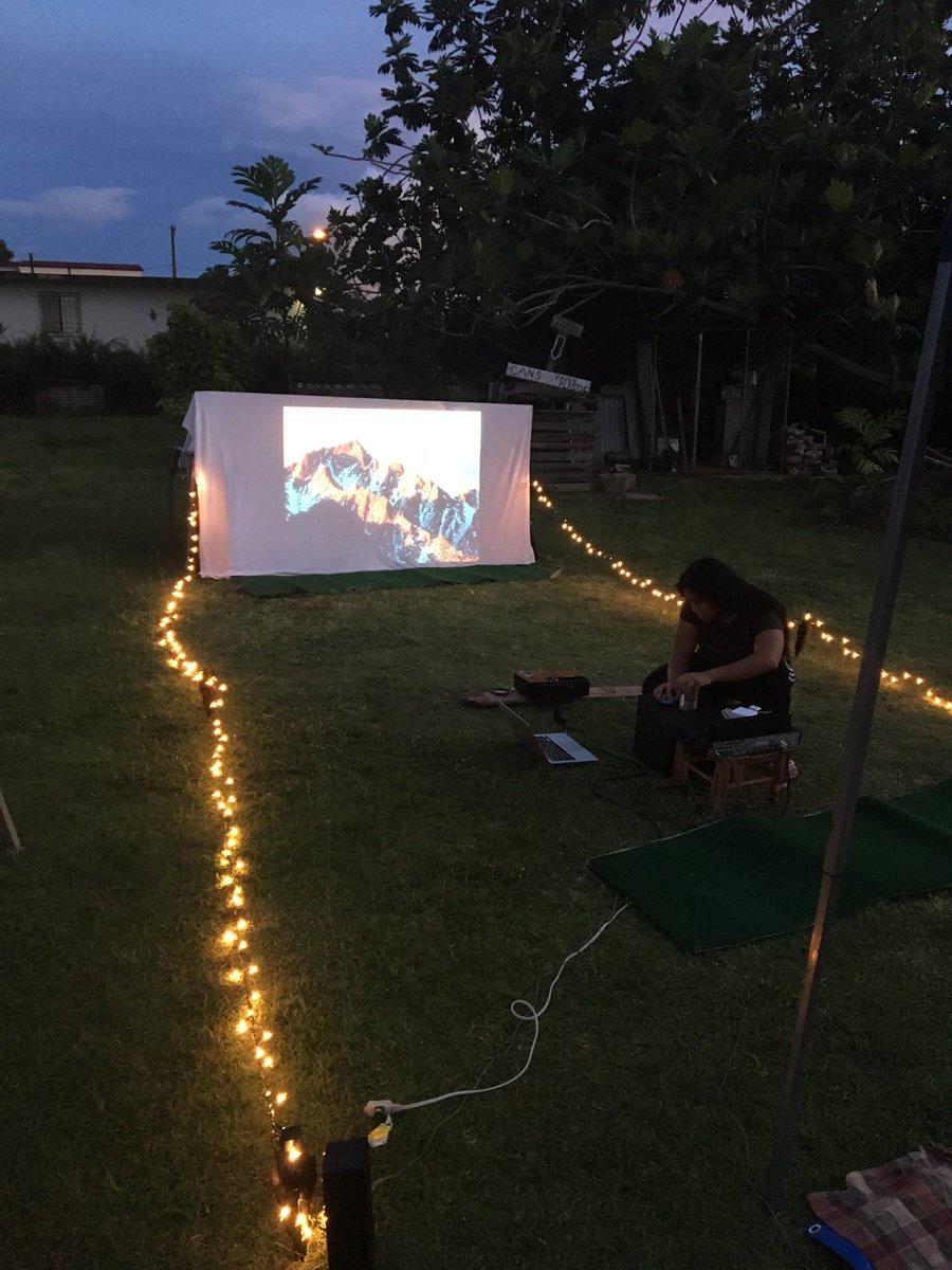 backyardtheater hashtag on twitter