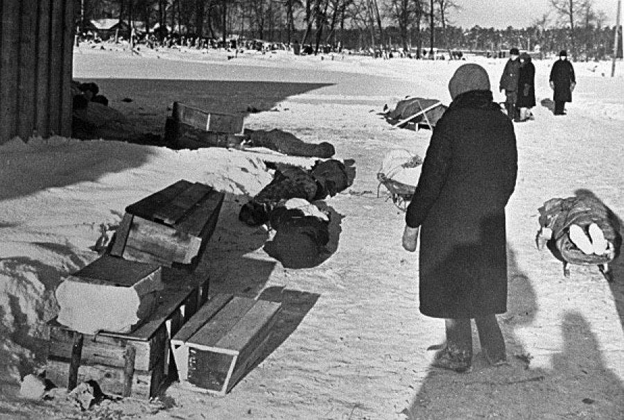 Leningrad siege museum