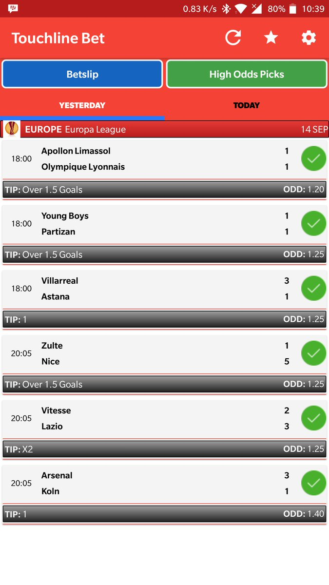 Last 2 days on TOUCHLINE BET! Winning ways Lads! #bettingtips #bookiebashing <br>http://pic.twitter.com/QWhtIXycPa