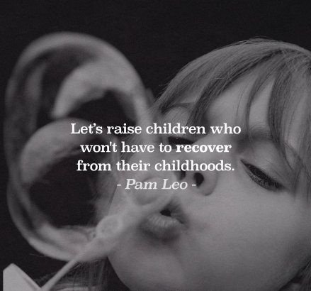 Let&#39;s raise children who won&#39;t have to recover from their childhoods  @SnowCalmth @RespectYourself #saturdaymorning #Saturday #GameDay<br>http://pic.twitter.com/kHsfwwDake