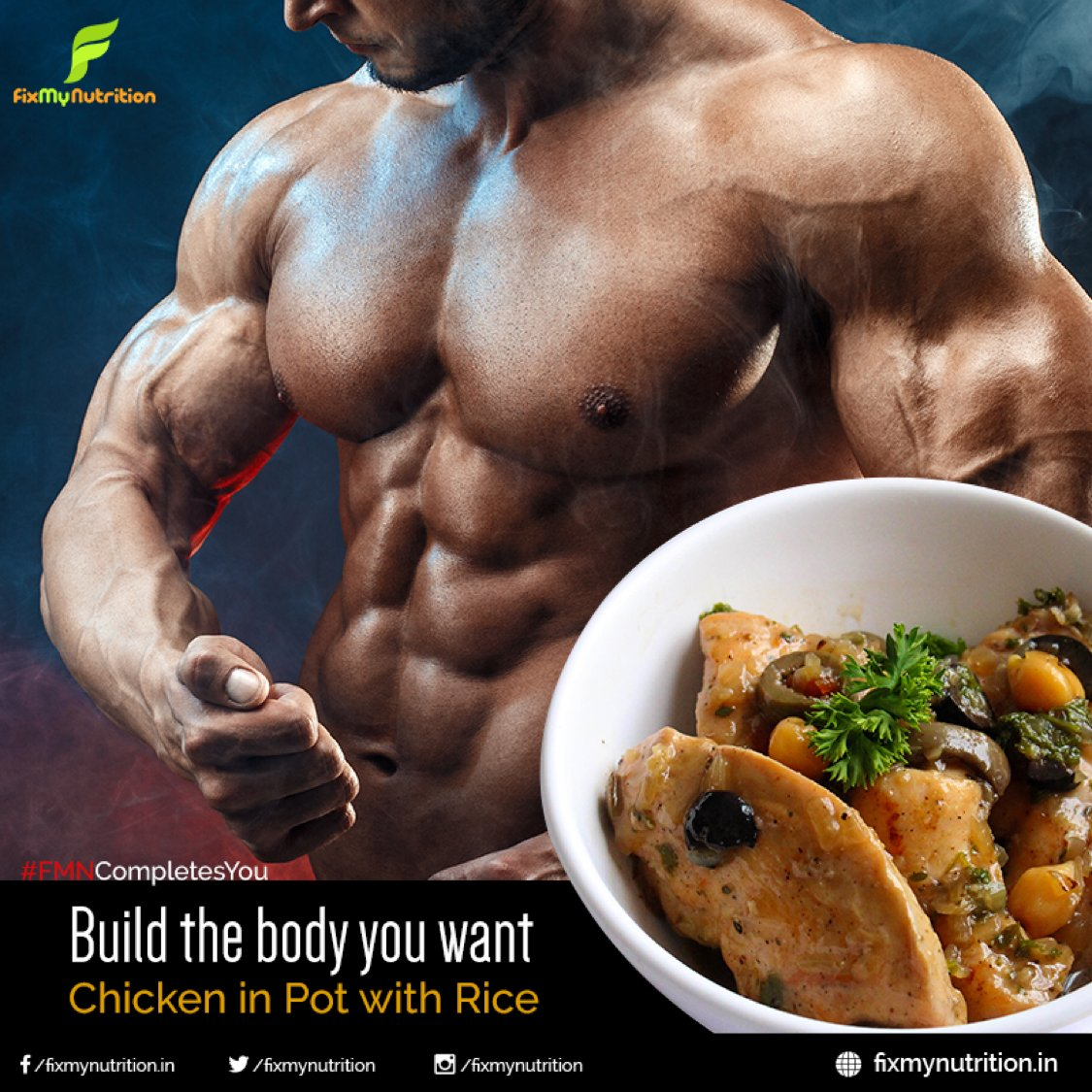 #Build Me meals by #FixMyNutrition are crafted to help you gain the right #muscles in the right areas! Order today!  http:// bit.ly/2qRoyym  &nbsp;  <br>http://pic.twitter.com/LHROBwDgMl