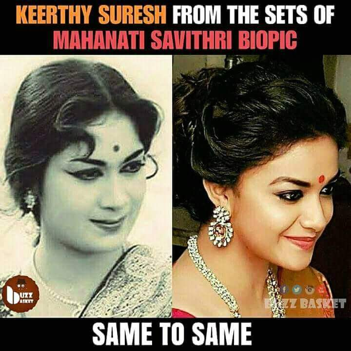 Only ladysuperstar @KeerthyOfficial  can handle this role....  #keerthykadavul #dheivamkeerthy