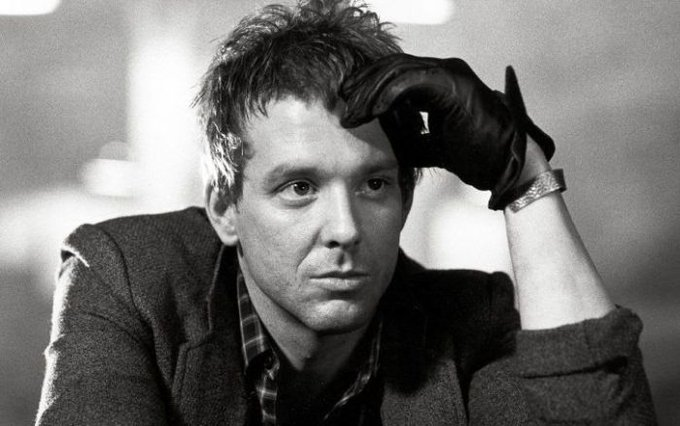 Happy 65th birthday to Mickey Rourke. Photo from Rumble Fish, 1983.