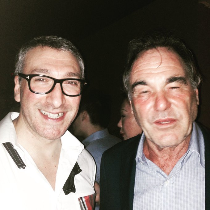 Happy birthday to one of the true genius, the one of a kind Oliver Stone