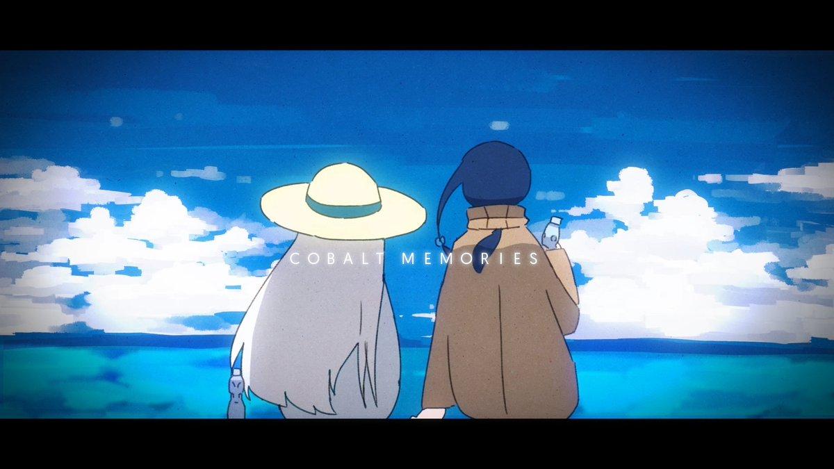 コバルトメモリーズ / 初音ミク アニメMV nico.ms/sm31936023?ref… #sm…