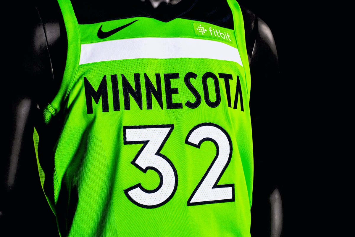 Timberwolves On Twitter The Northern Lights Shine Bright In