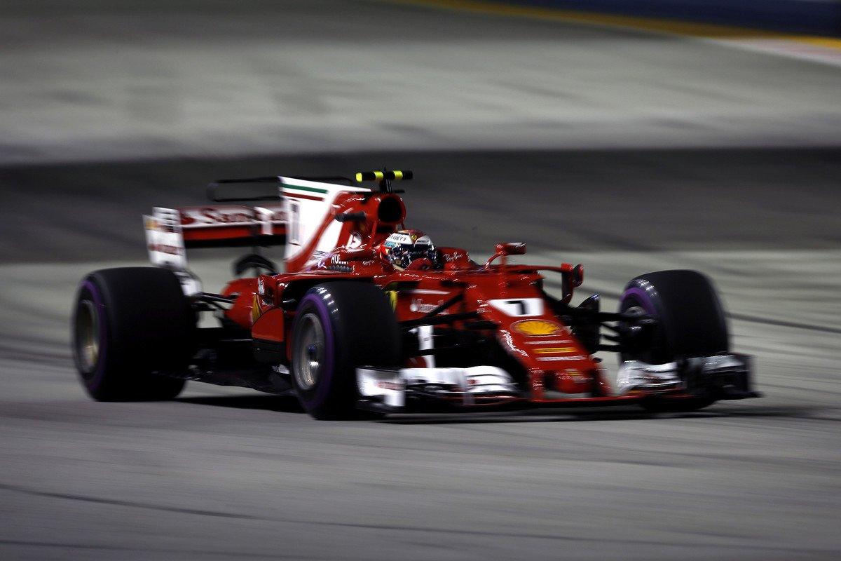 Räikkönen nem bízott az autójában
