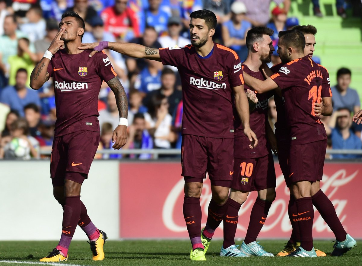 Video: Getafe vs Barcelona