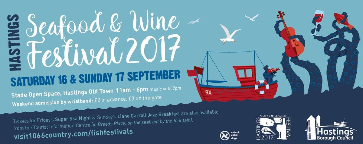 Cooking our delicious #seafood &amp; #chicken #paella  at #Hastings #Festival today &amp; tomorrow come &amp; say hi! #HealthyFood #glutenfree #saffron<br>http://pic.twitter.com/UbN4DSPOIz