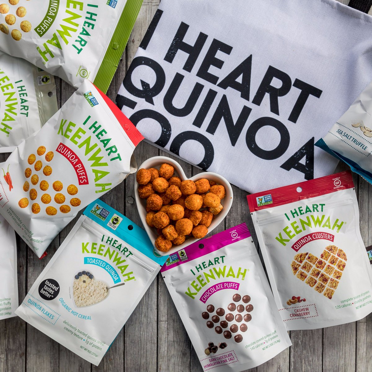 Enriched With The Benefits Of #Quinoa, @iheartkeenwah #snacks Is All You Need:  https://www. womenfitness.net/heart-keenwah- snacks/ &nbsp; …  #HealthyFood #HealthyDiet<br>http://pic.twitter.com/AAeN878Xh9