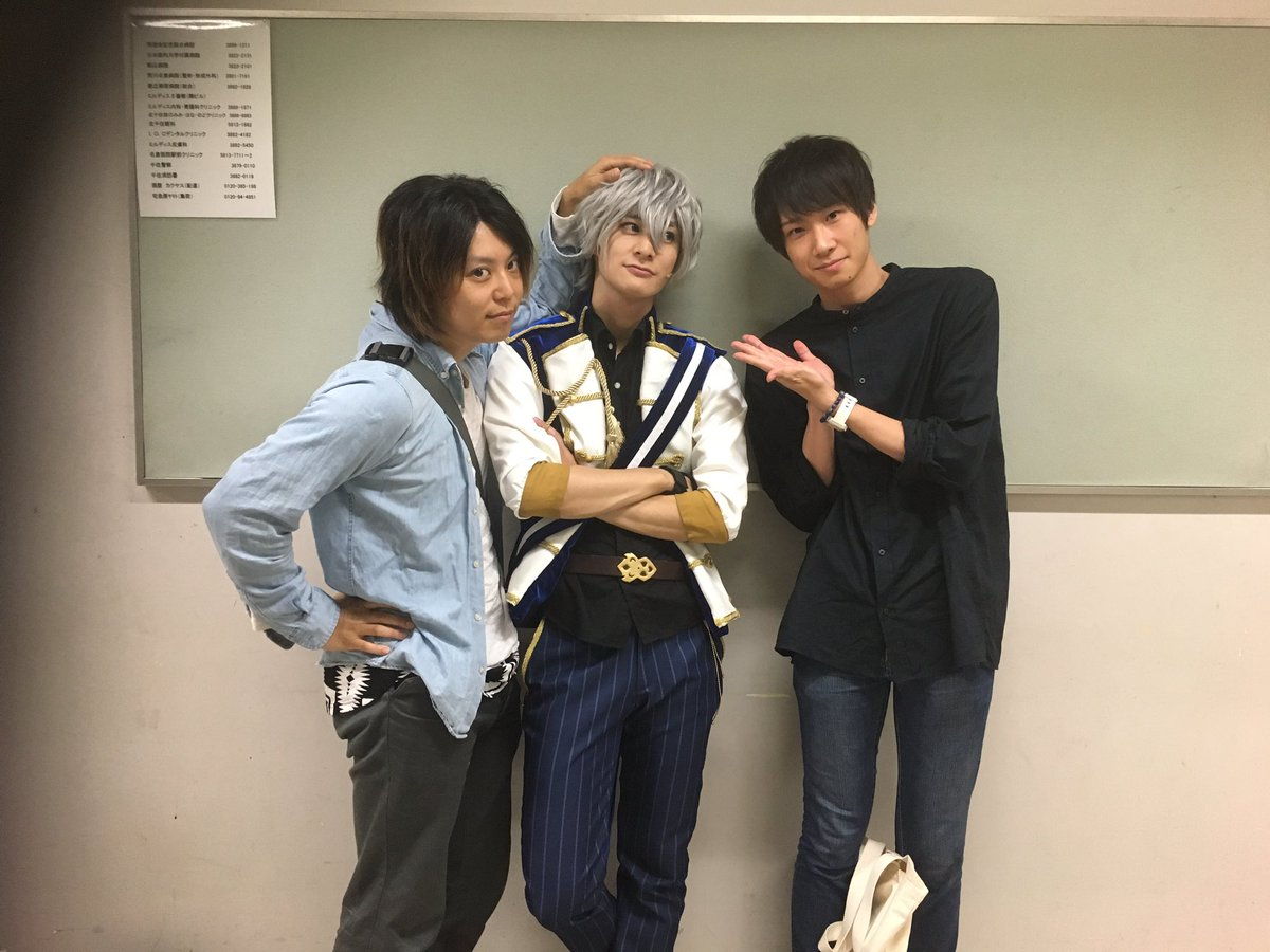 今日は、土田さんとマサミパパが見に来てくれたよぉ〜♪  あ〜あ…嬉しい…。