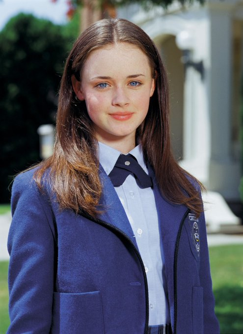 Happy 36th birthday to Alexis Bledel  AKA Rory Gilmore.