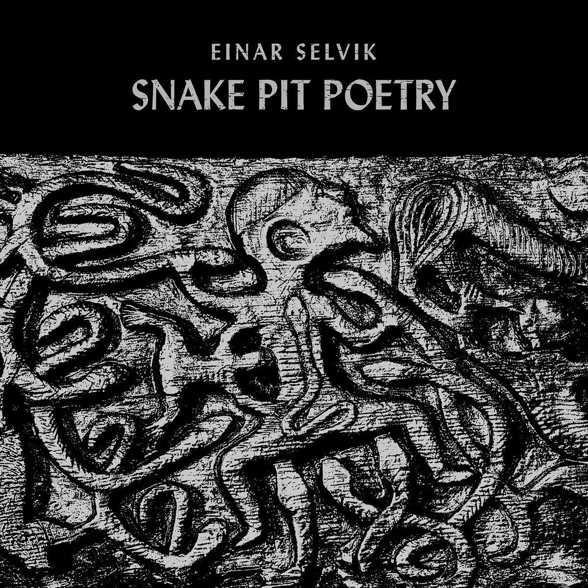 Einar Selvik's Snake Pit Poetry EP will be released on digital platforms October 20. http://www.wardruna.com/news/
