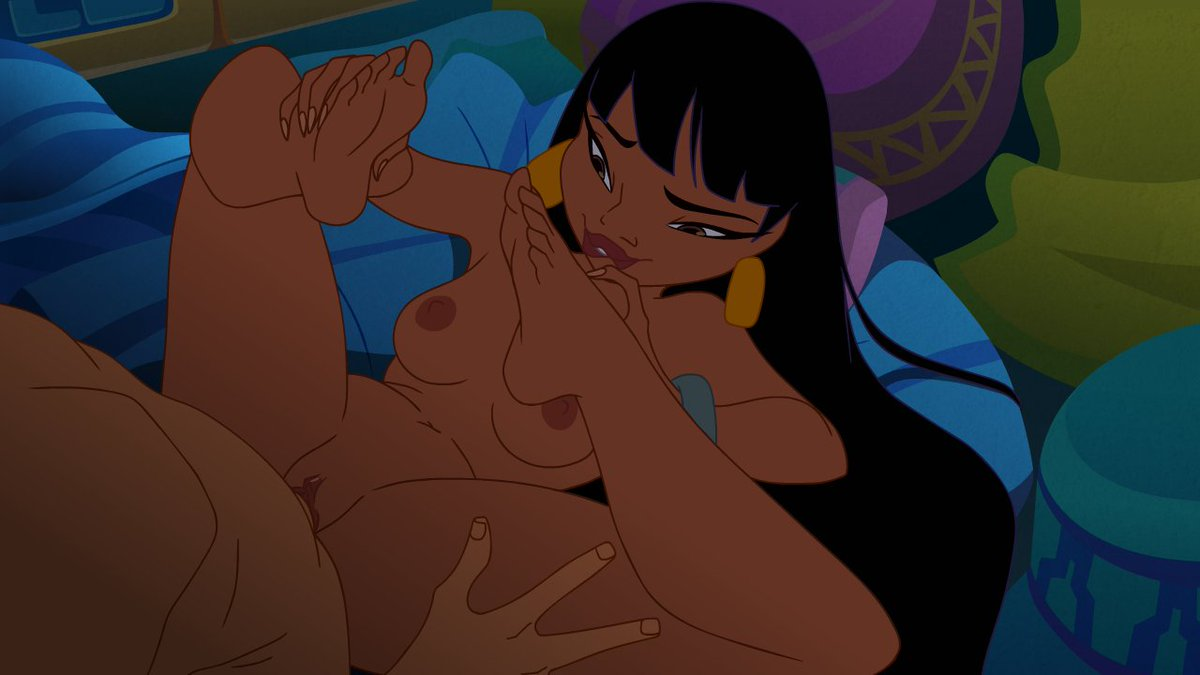 """Hentaikey Girl with zone-tan on twitter: """"check out @z0ne's new animation of chel from"""