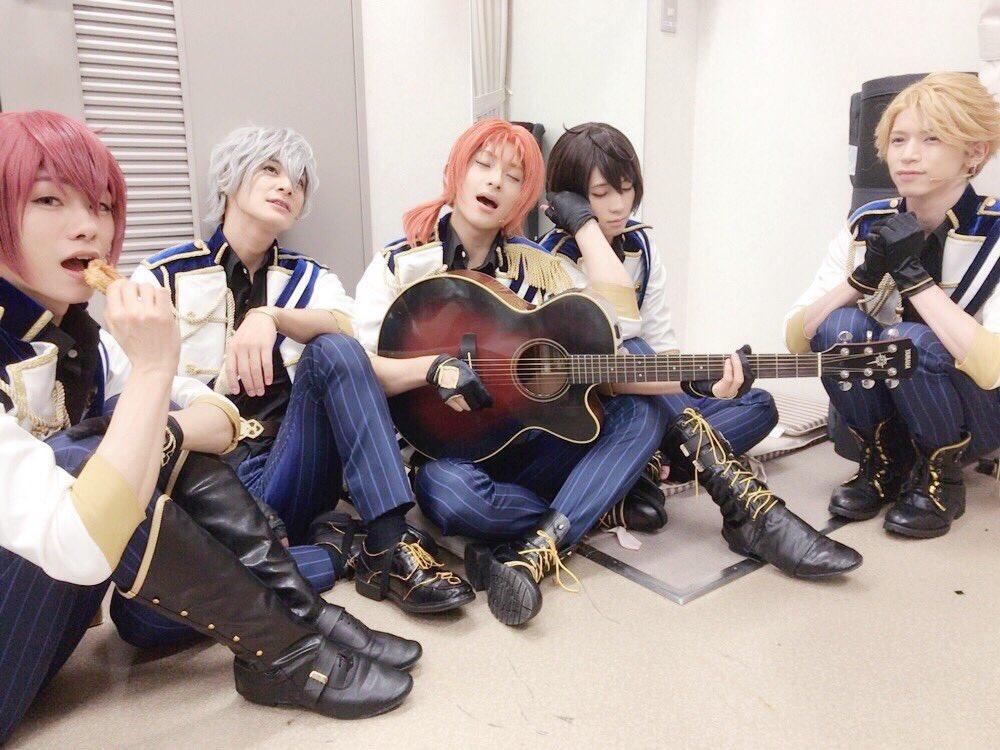 ブログを更新しました。 「あんステ JoK九日目 」 ameblo.jp/aramaki-yoshi…