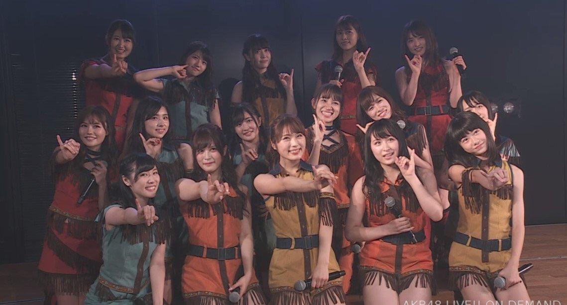 #AKB48 劇場での生誕祭ありがとうございました🌼  急遽にも関わらず素敵な生誕祭を開いて下さった…