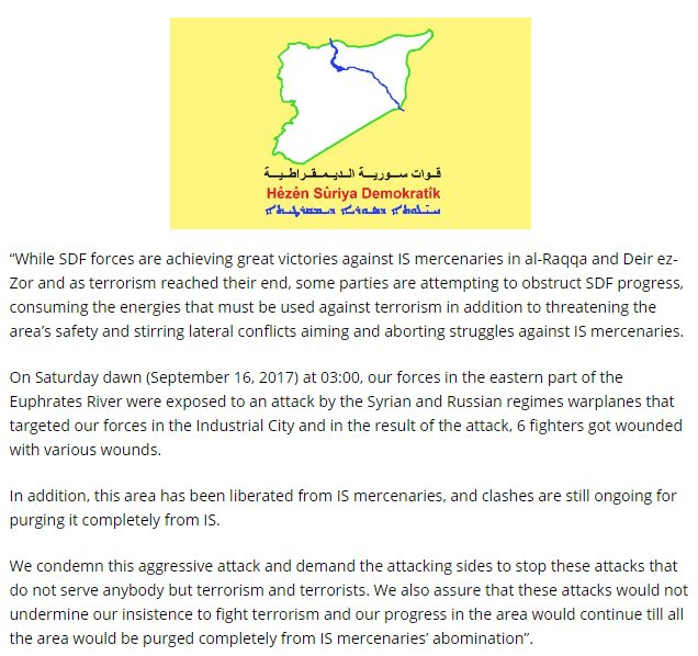 Syrian War: News #15 - Page 20 DJ2NM_yWsAE9OC4