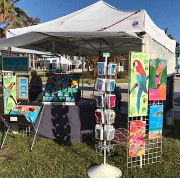 Open For Business Baby! #FloridaStrong #FloridaArtist <br>http://pic.twitter.com/haGczCG3ol