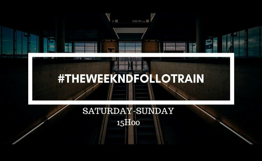 #TheWeekendFollotrain  Like  Retweet Follow for a follow <br>http://pic.twitter.com/biUw8y7Tsp