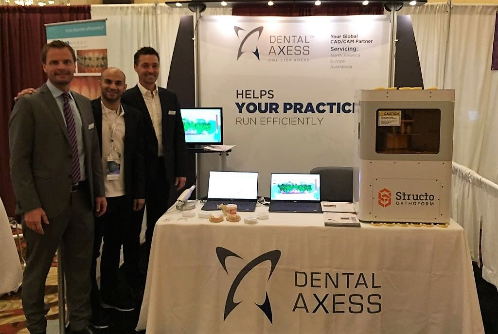 We&#39;re at #CAO2017 with our partner, Dental Axess. Drop by booth #306 to talk about setting up your #digitaldentistry workflow. #Dental<br>http://pic.twitter.com/RqJTVVfrJK