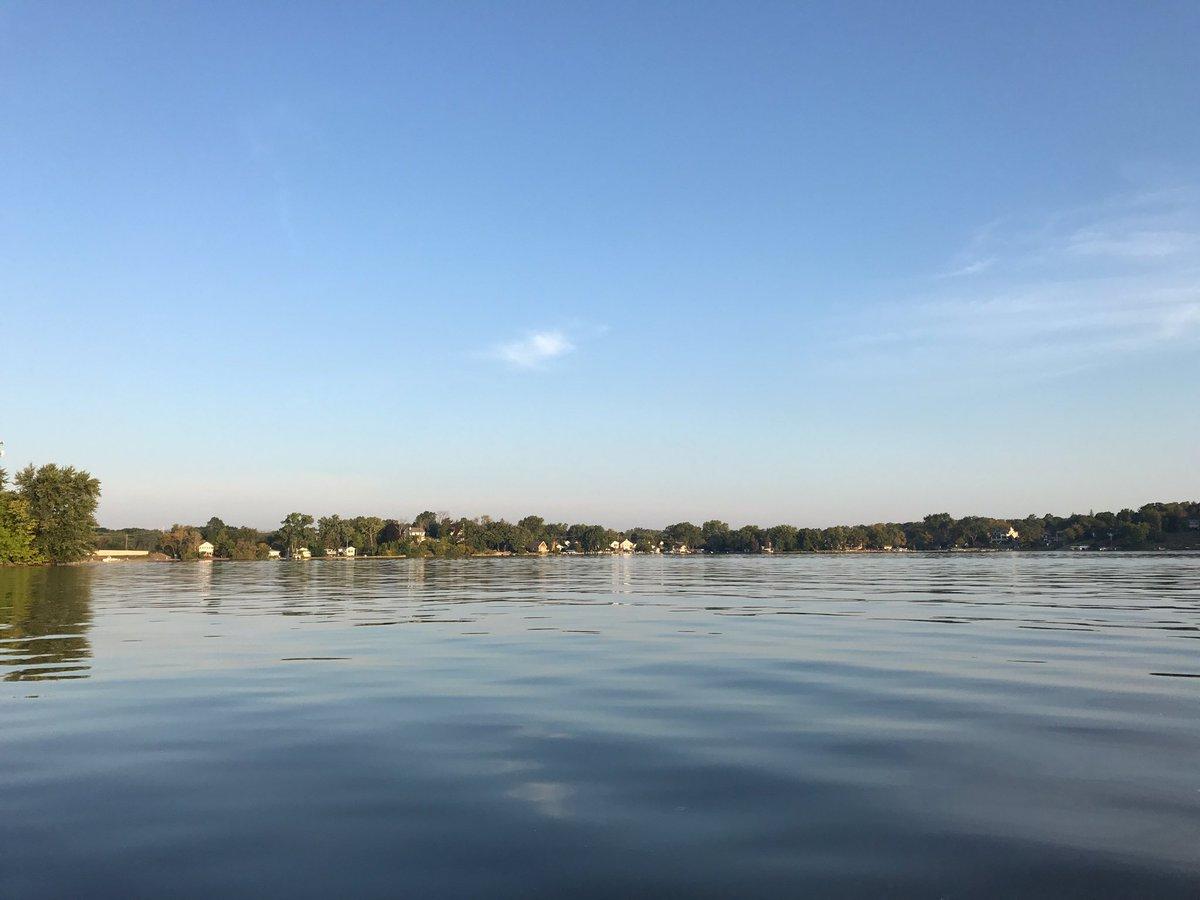 Looking water