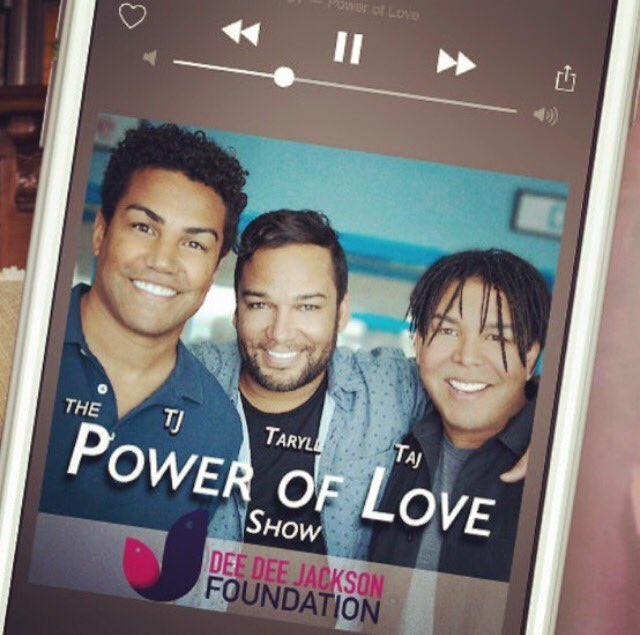 Spread the word! @DDJFoundation #PowerofLove radio show is now available on iTunes! #PowerofLove #Subscribe #Grief #Loss @TheReal3T <br>http://pic.twitter.com/UbEnKP448r