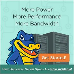 Dedicated server hosting linux