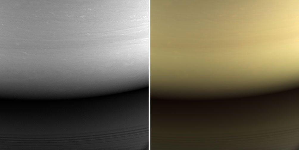 cassini's last images - 970×485