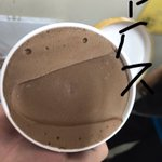 友達が開けたスーパーカップが頭の悪いアイスだった pic.twitter.com/E4usffpVx…