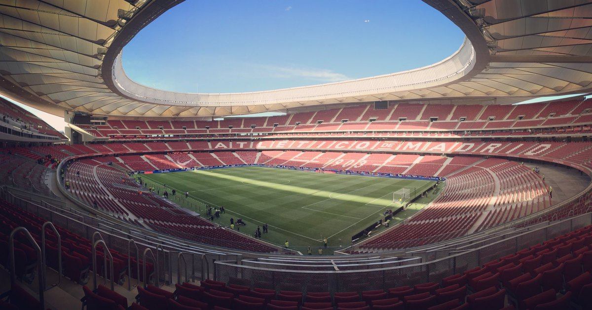 Atletico stadion