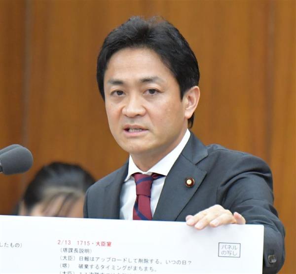 民進・玉木雄一郎氏が約3週間ぶりにツイッターを再開 「こんな大きな問題になるとは思わなくて…」「もう…