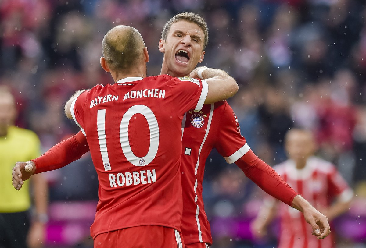 Bayern Munich 4-0 Mainz 05 Highlights